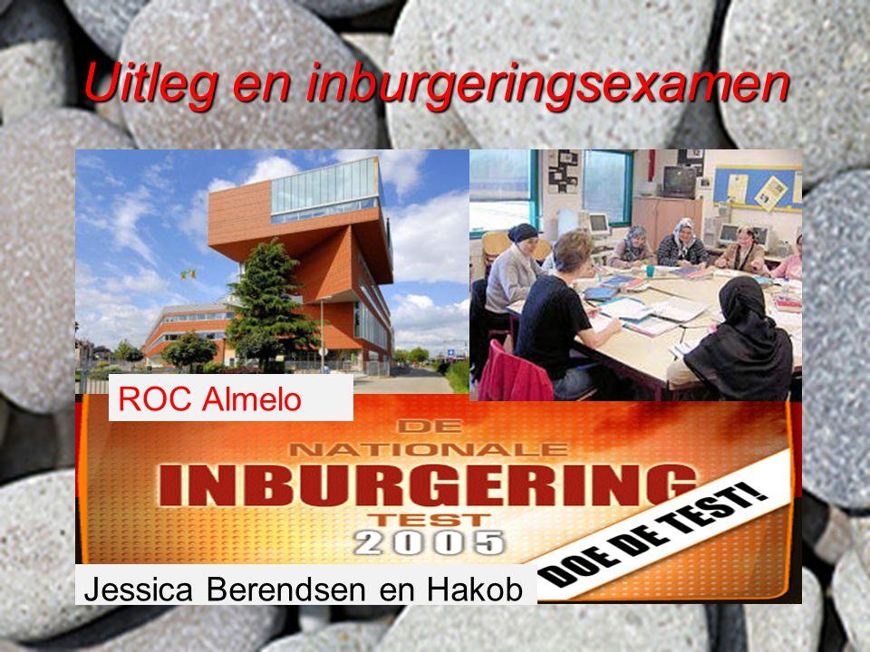 Jessica Berendsen en Hakob ROC Almelo Uitleg en inburgeringsexamen