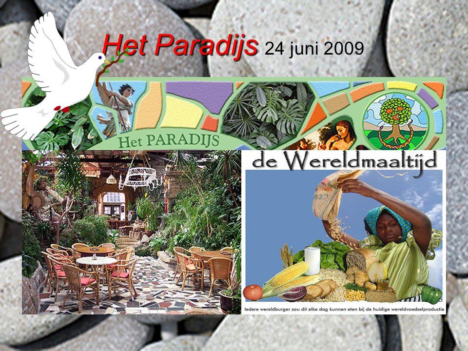 Het Paradijs Het Paradijs 24 juni 2009