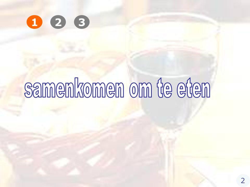 29 Want wie eet en drinkt, eet en drinkt tot zijn eigen oordeel, als hij het lichaam niet onderscheidt.