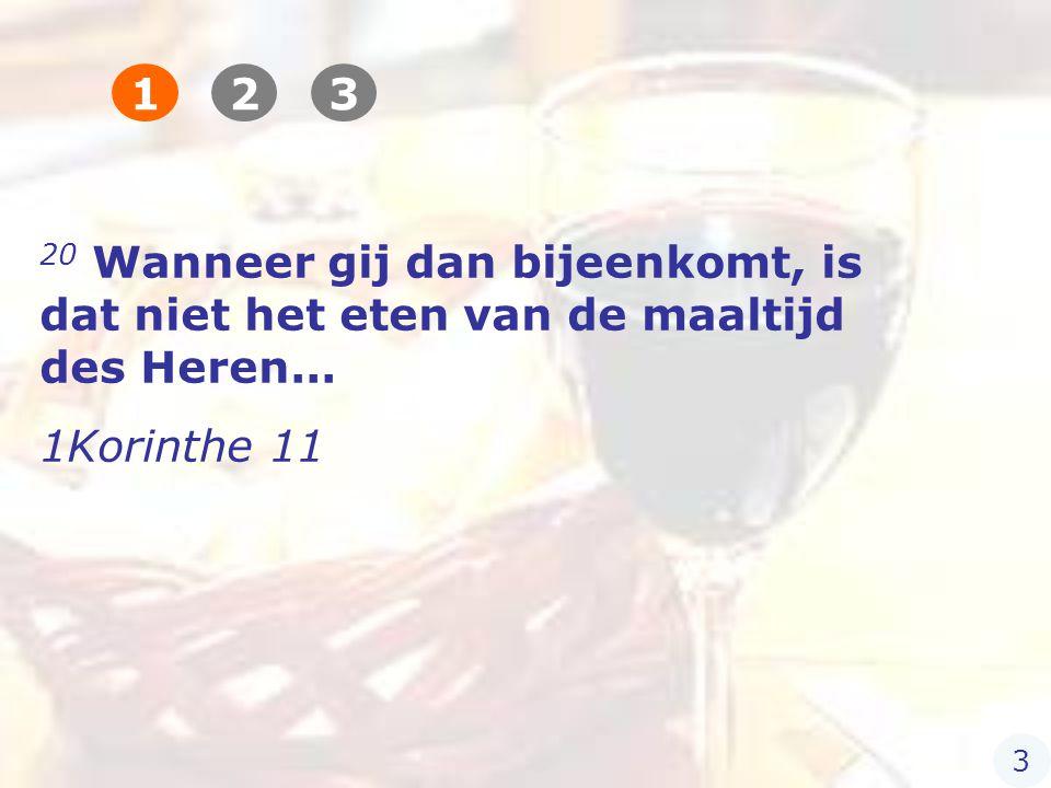 Het onderscheiden van de betekenis van brood en wijn (> de dood is overwonnen!) maakt sterk en werkt als geen ander medicijn, HELEND en VITALISEREND.