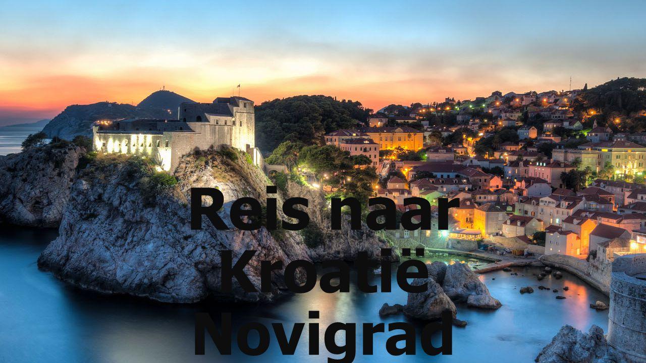 Reis naar Kroatië Novigrad
