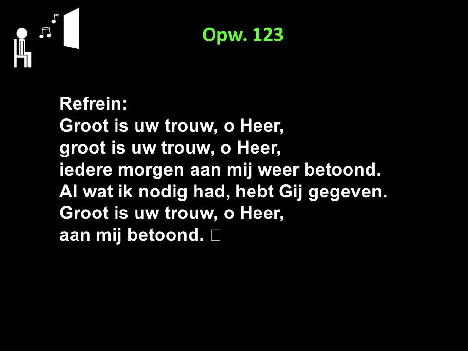 Psalm 130: 1, 2 2 Zo Gij in t recht wilt treden, O HEER, en gadeslaan Onz ongerechtigheden, Ach, wie zal dan bestaan.