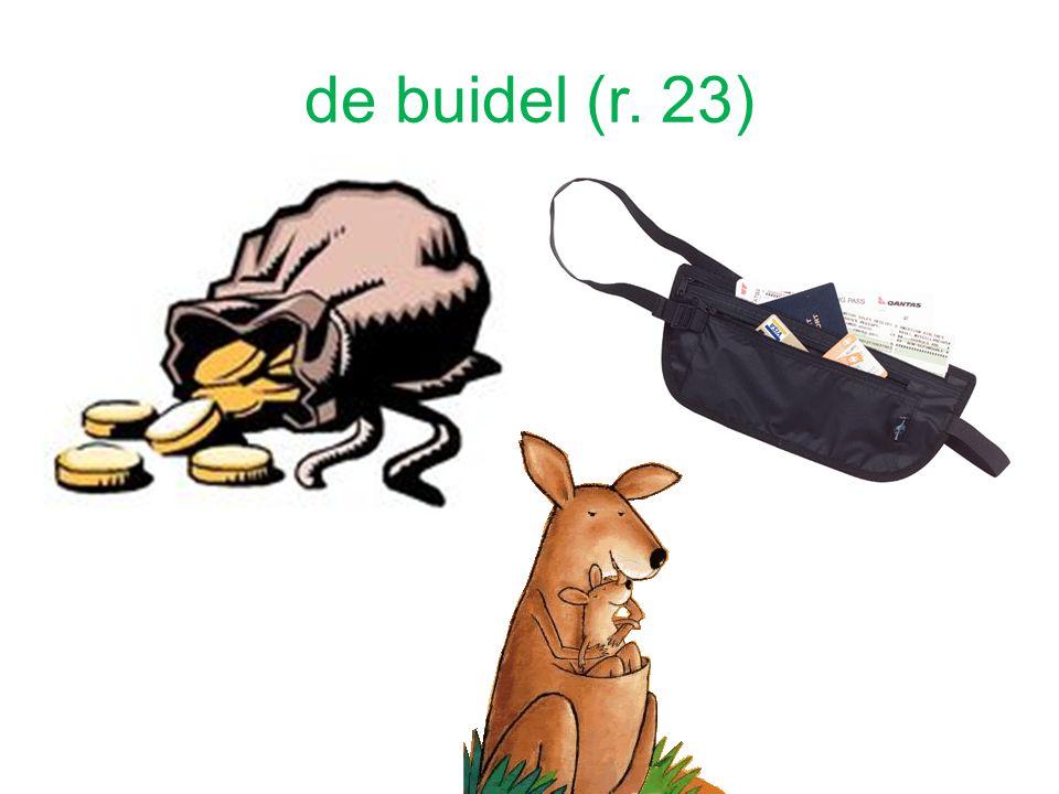 de buidel (r. 23)