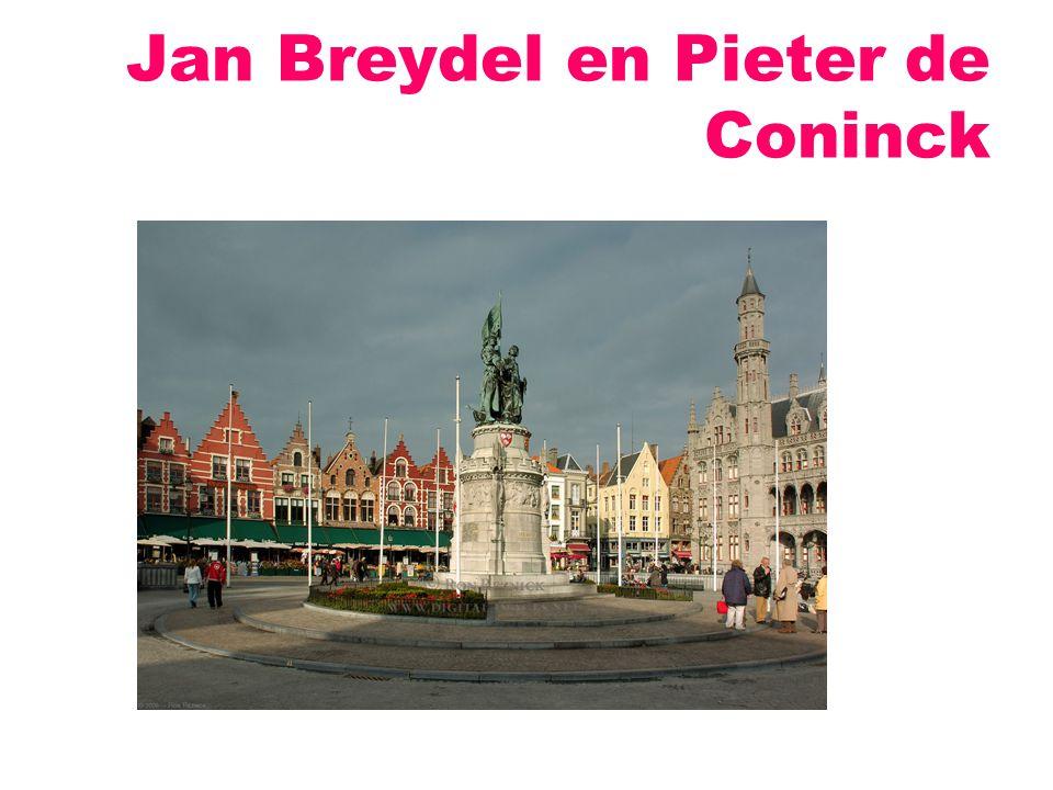 Jan Breydel en Pieter de Coninck
