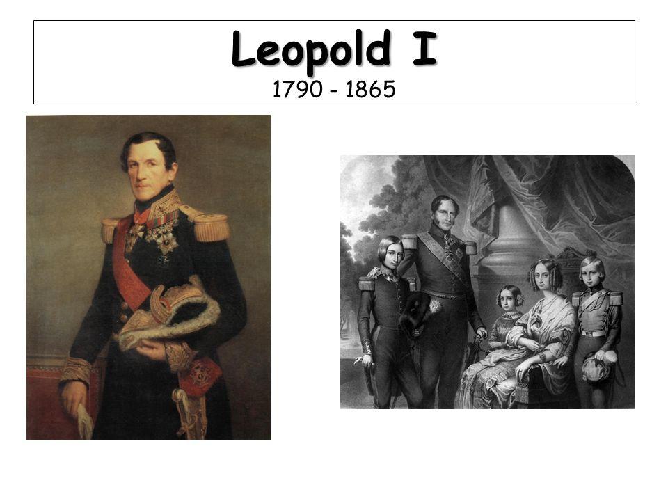 Leopold I Leopold I 1790 - 1865