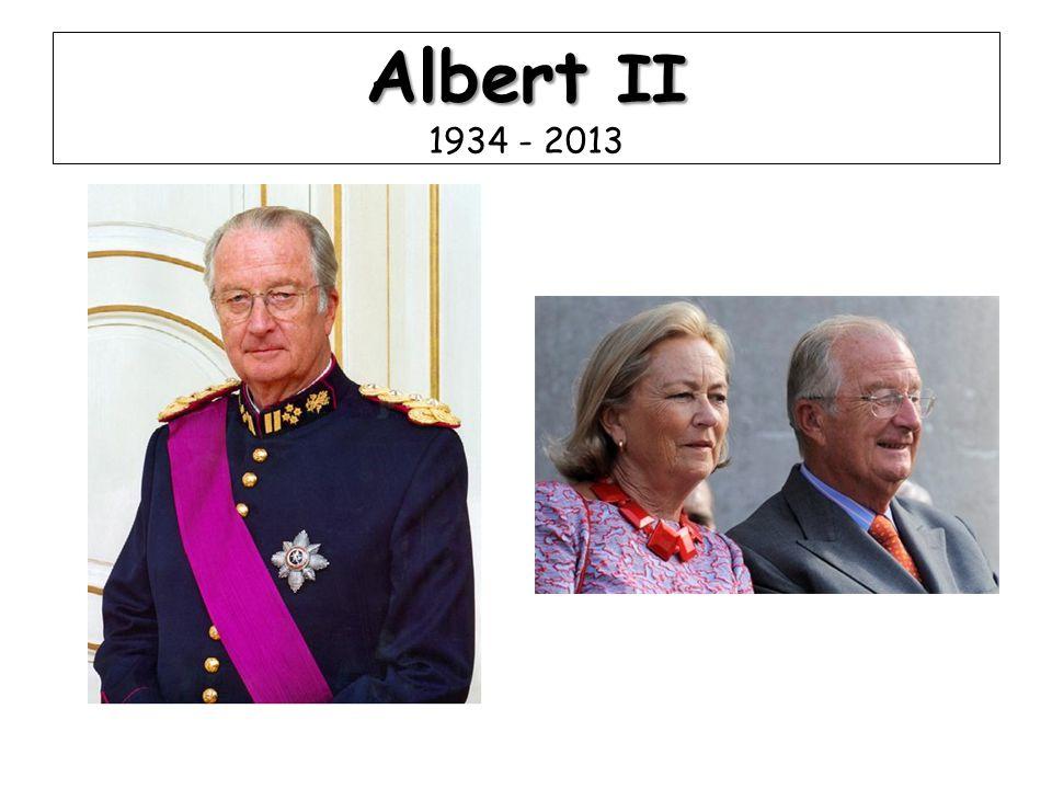 Albert II Albert II 1934 - 2013