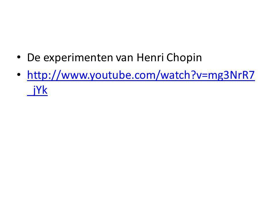 De experimenten van Henri Chopin http://www.youtube.com/watch?v=mg3NrR7 _jYk http://www.youtube.com/watch?v=mg3NrR7 _jYk