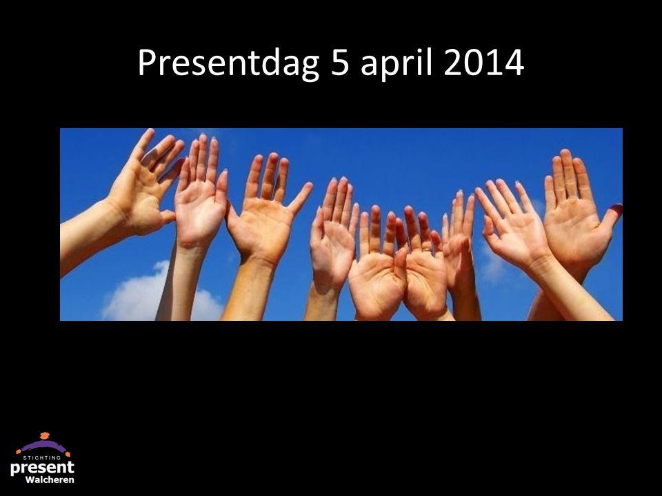 Presentdag 5 april 2014