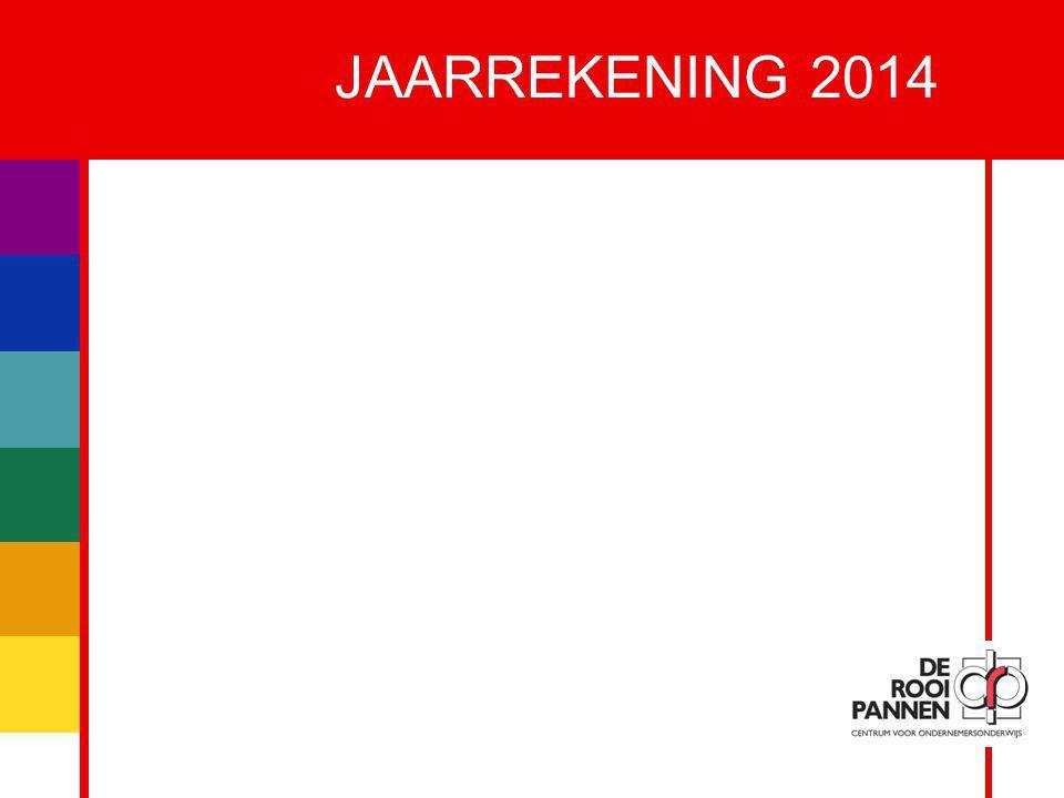 6 JAARREKENING 2014