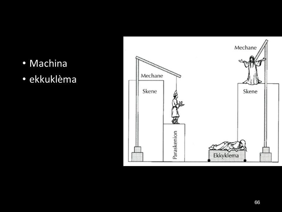 Machina ekkuklèma 66