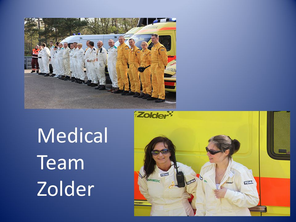 Medical Team Zolder