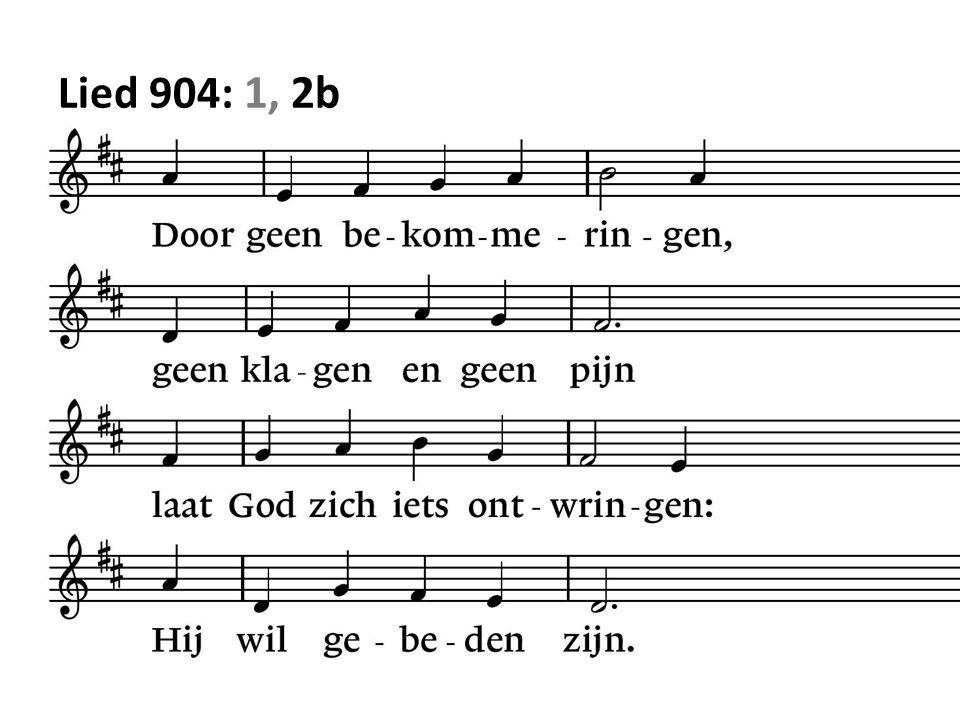 Lied 904: 1, 2b