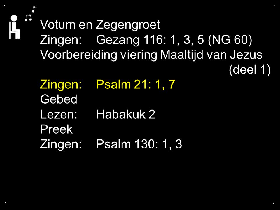 Psalm 21: 1, 7