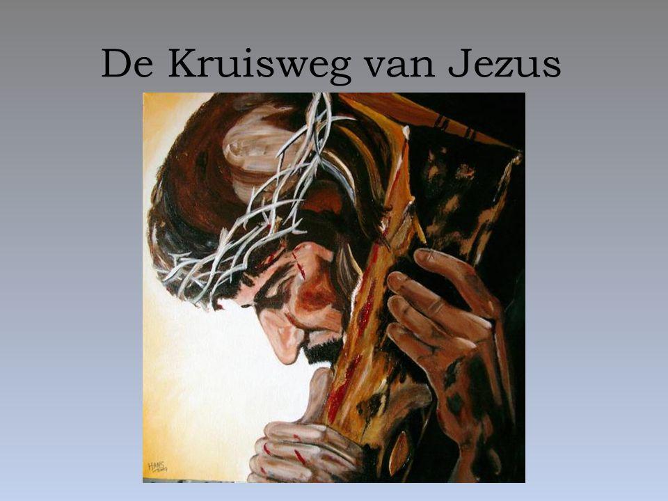 1. Jezus wordt ter dood veroordeeld