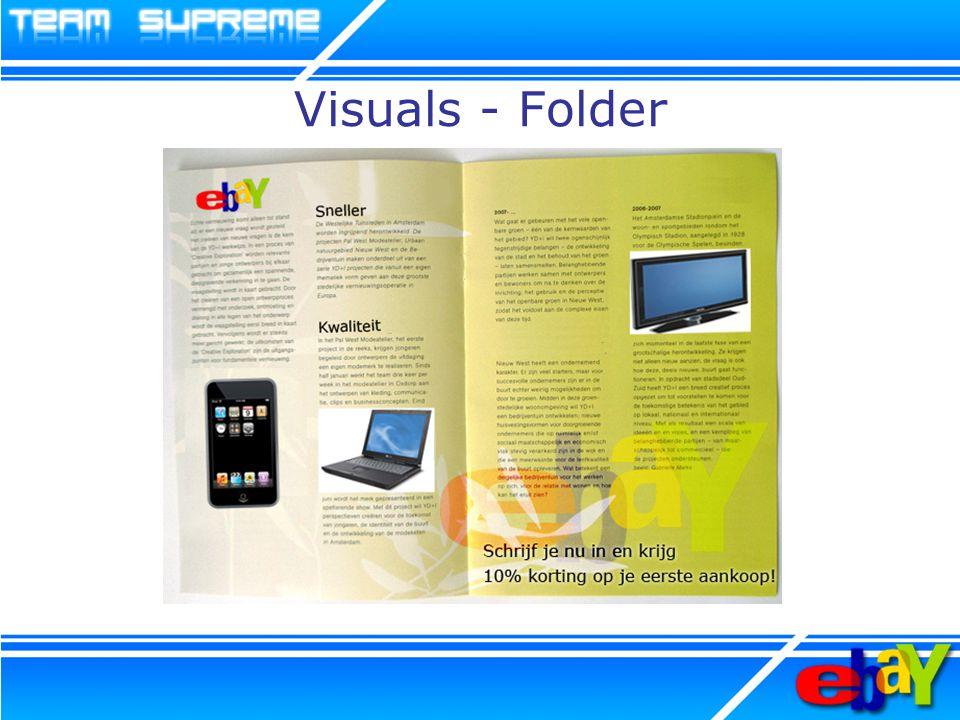 Visuals - Website