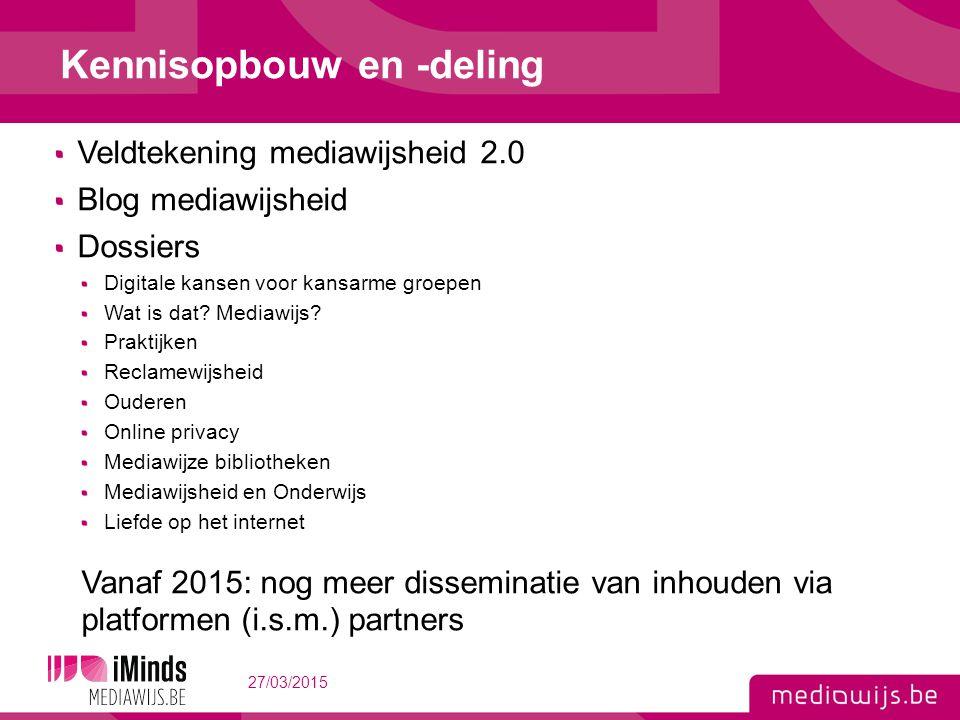 Veldtekening mediawijsheid 2.0 Blog mediawijsheid Dossiers Digitale kansen voor kansarme groepen Wat is dat.