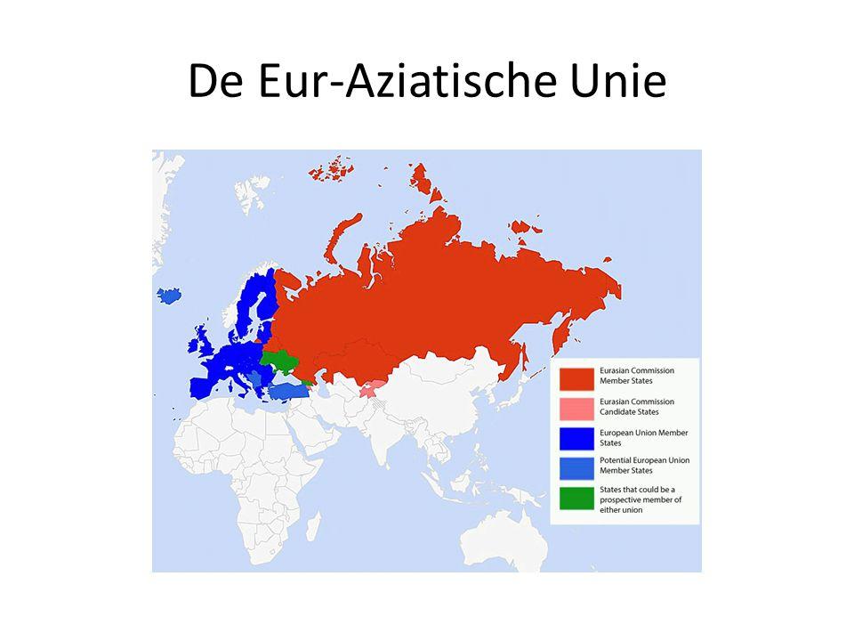 De Eur-Aziatische Unie