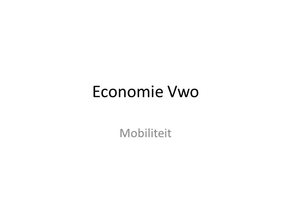 Mobiliteit H6 Markt of Overheid Huiswerk t/m 6.13 deze week Donderdag PO Wat voor effect heeft privatisering?
