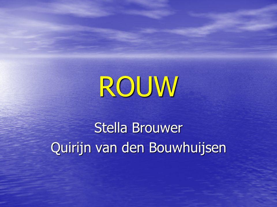 ROUW Stella Brouwer Quirijn van den Bouwhuijsen