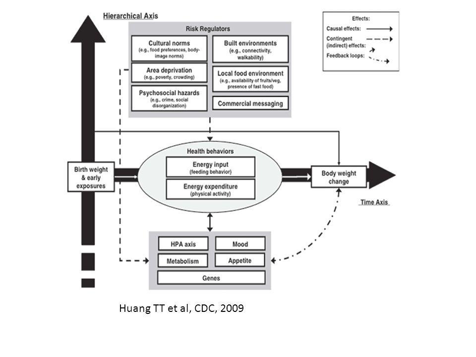 Huang TT et al, CDC, 2009