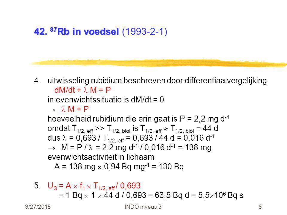 3/27/2015INDO niveau 359 60.85 Kr-concentratie in buitenlucht 60.