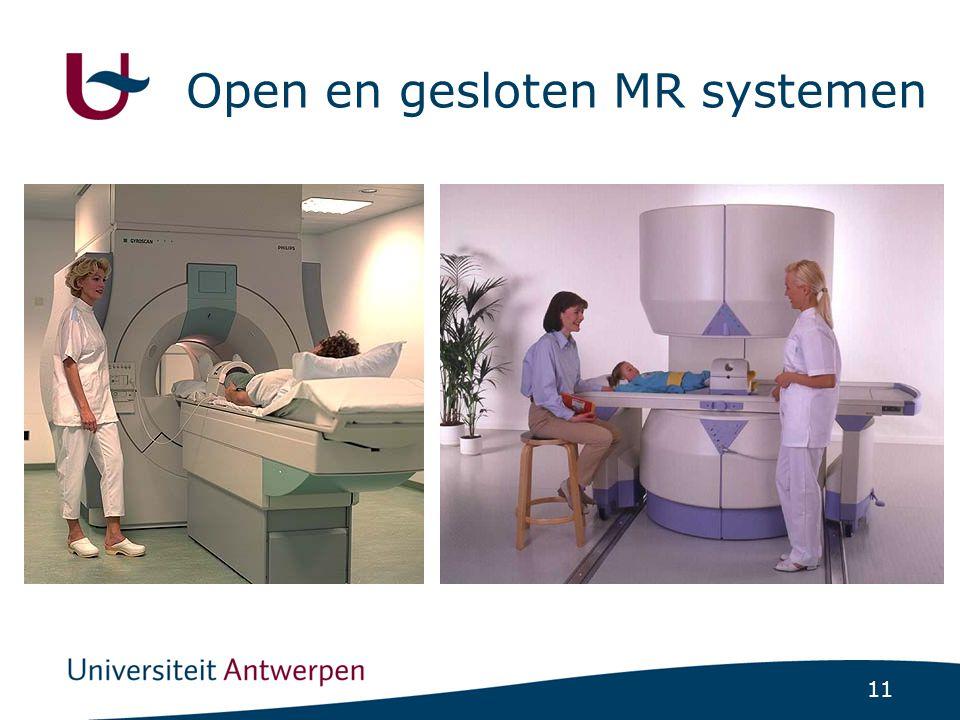 11 Open en gesloten MR systemen