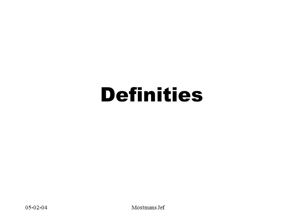 05-02-04Mostmans Jef Definities