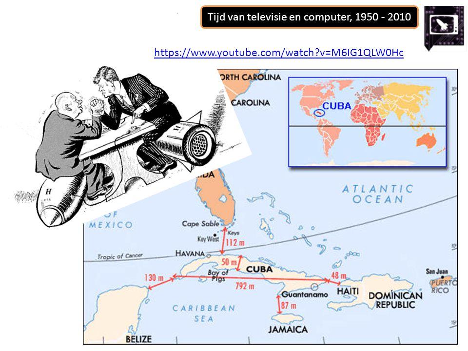 Tijd van televisie en computer, 1950 - 2010 https://www.youtube.com/watch?v=M6IG1QLW0Hc