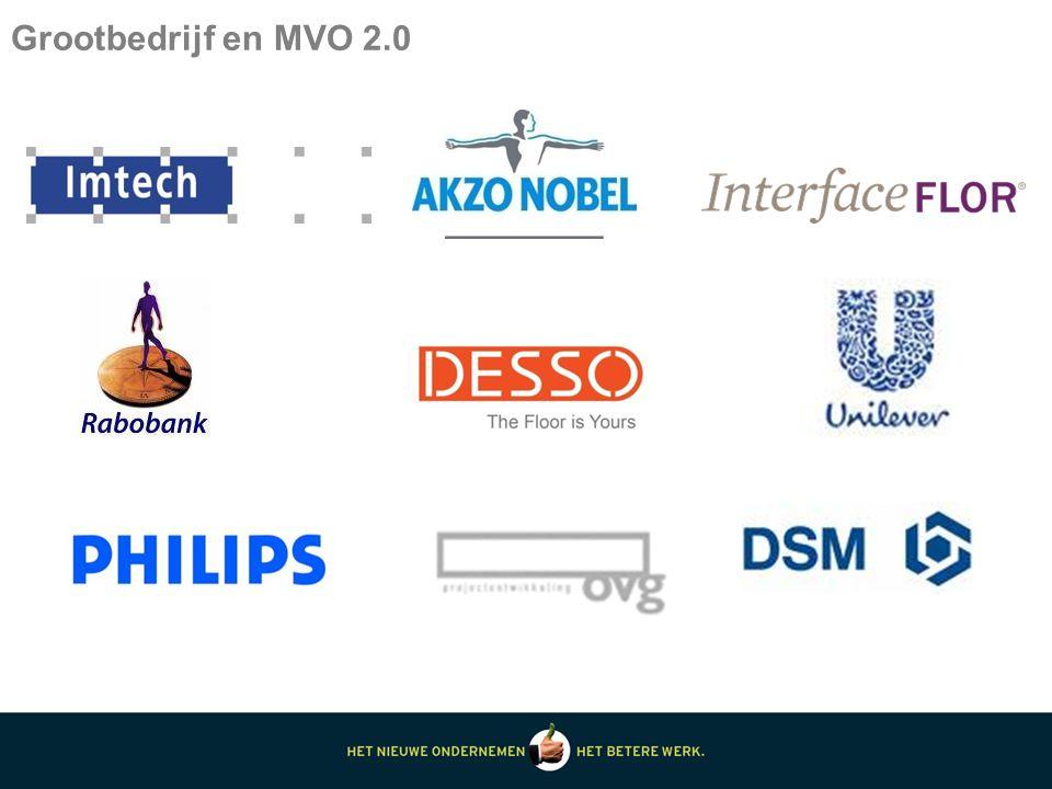 Grootbedrijf en MVO 2.0