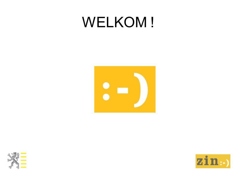 WELKOM !