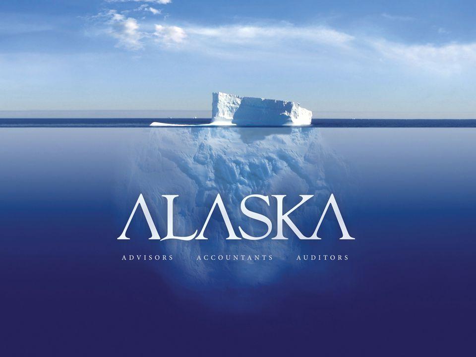  2008 ALASKA  2007 ALASKA