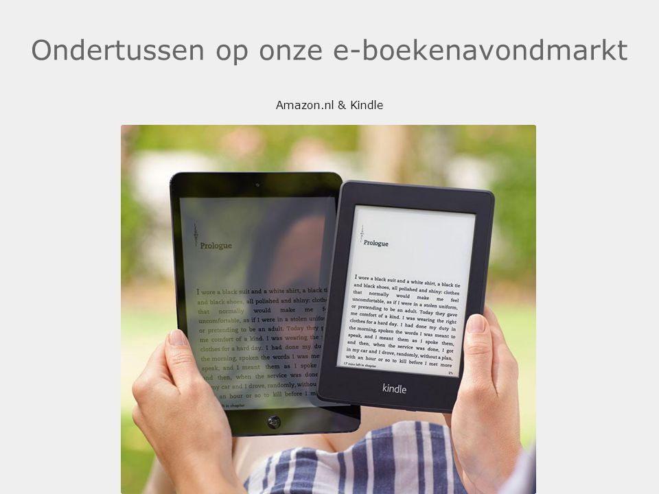 Ondertussen op onze e-boekenavondmarkt Amazon.nl & Kindle.