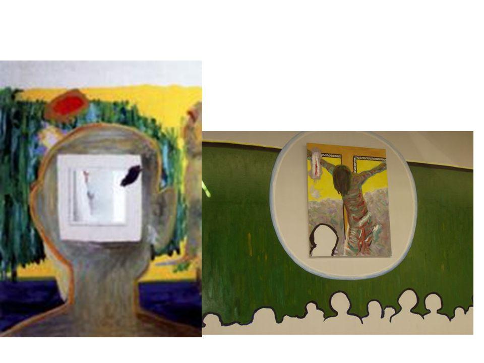 Jezusbeelden bij jonge kinderen Kleuters denken 'in stukjes en brokjes' Verschillende beelden reiken verschillende aspecten van Jezus aan Verhalen werken daarop verder Een Jezusbeeld is nooit 'af'