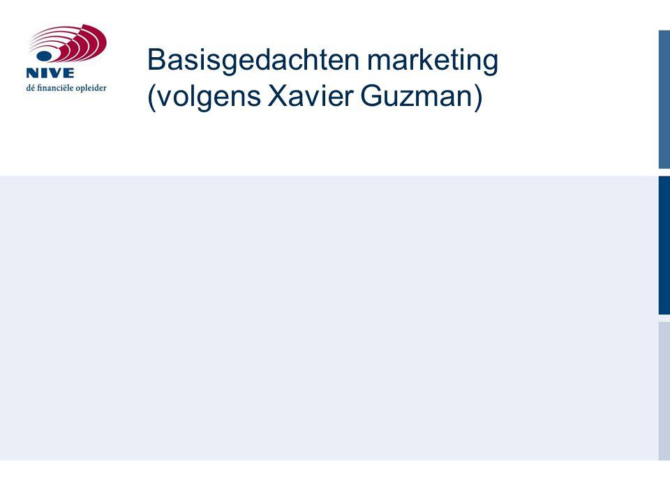 5 Marketing als concept (cultuur) Instrumenteel versus strategisch niveau Initiële verkoop (transactie) vs.