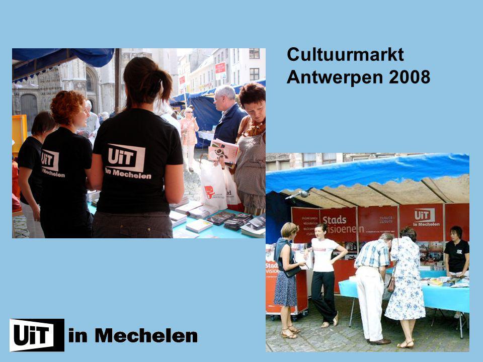 Cultuurmarkt Antwerpen 2008