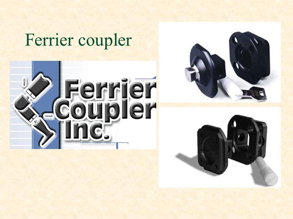 Ferrier coupler