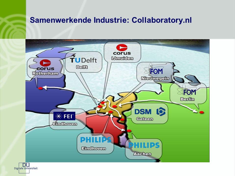 Samenwerkende Industrie: Collaboratory.nl