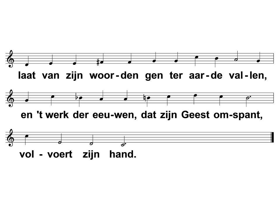 2 Gezang 118 : 1, 2, 3