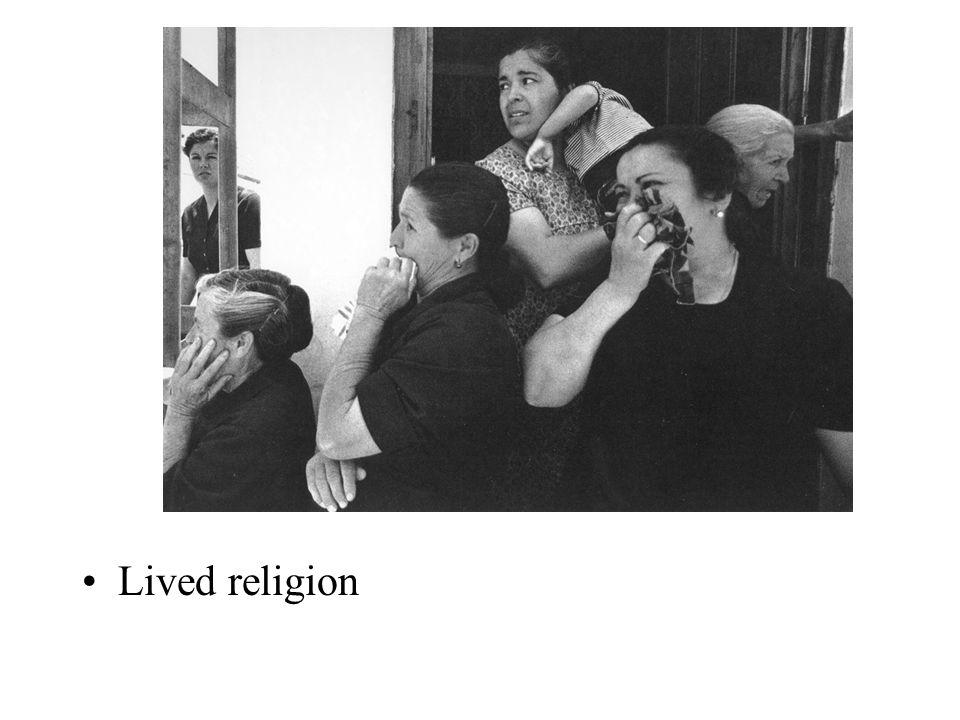 Religie = geloof in/aan een bovennatuur die betrokken is bij het leven op aarde en daar een zekere invloed op kan uitoefenen, en waar de mens mee in contact kan treden teneinde die invloed te erkennen en/of te sturen, benevens alle in dat verband verrichte handelingen, met inbegrip van alle gebezigde taaluitingen.