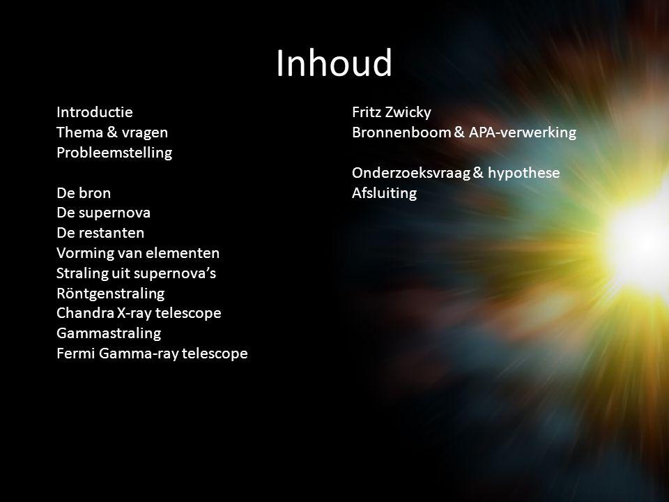 Introductie Tijdens module 2 hebben we gekozen voor het thema heelal.