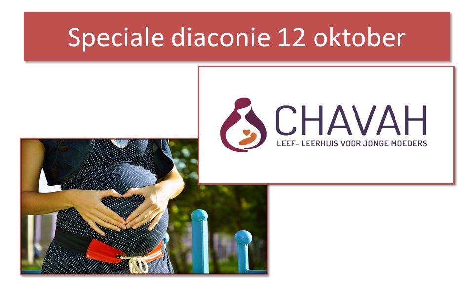 Speciale diaconie 12 oktober