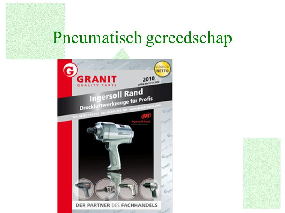 Pneumatisch gereedschap 11