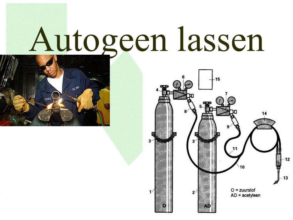 Autogeen lassen 6