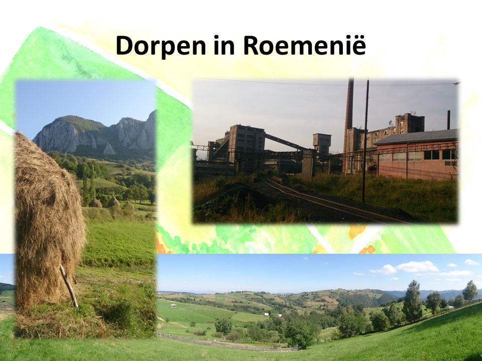 U NIVERSITEIT VAN A MSTERDAM Dorpen in Roemenië Veranderende dorpen - Zeddam - 6 september 2014
