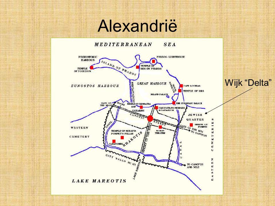 """Alexandrië Wijk """"Delta"""""""