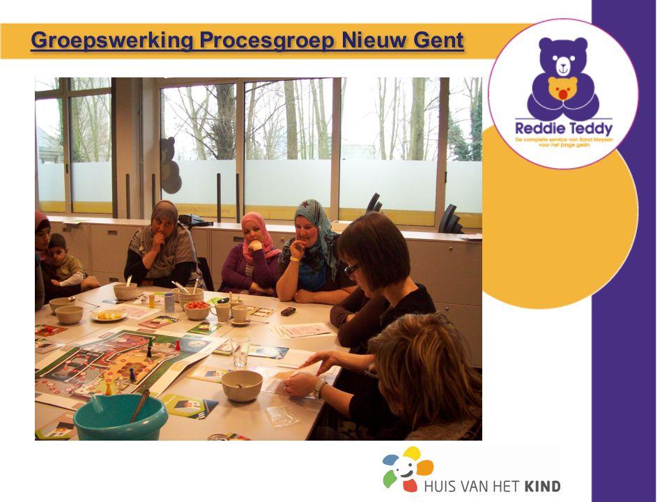 Groepswerking Procesgroep Nieuw Gent