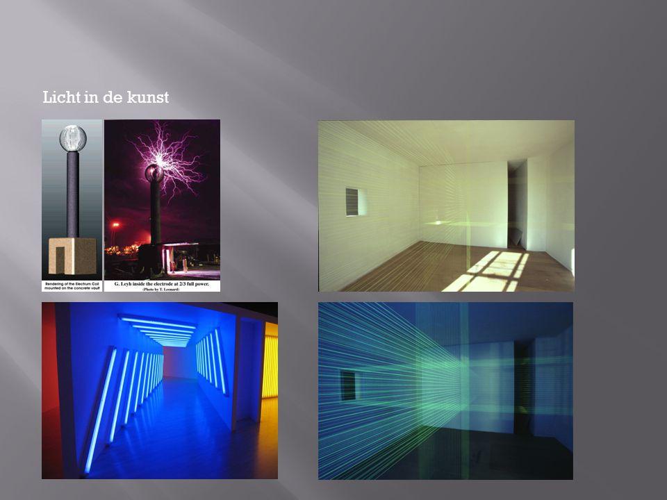Licht in de kunst