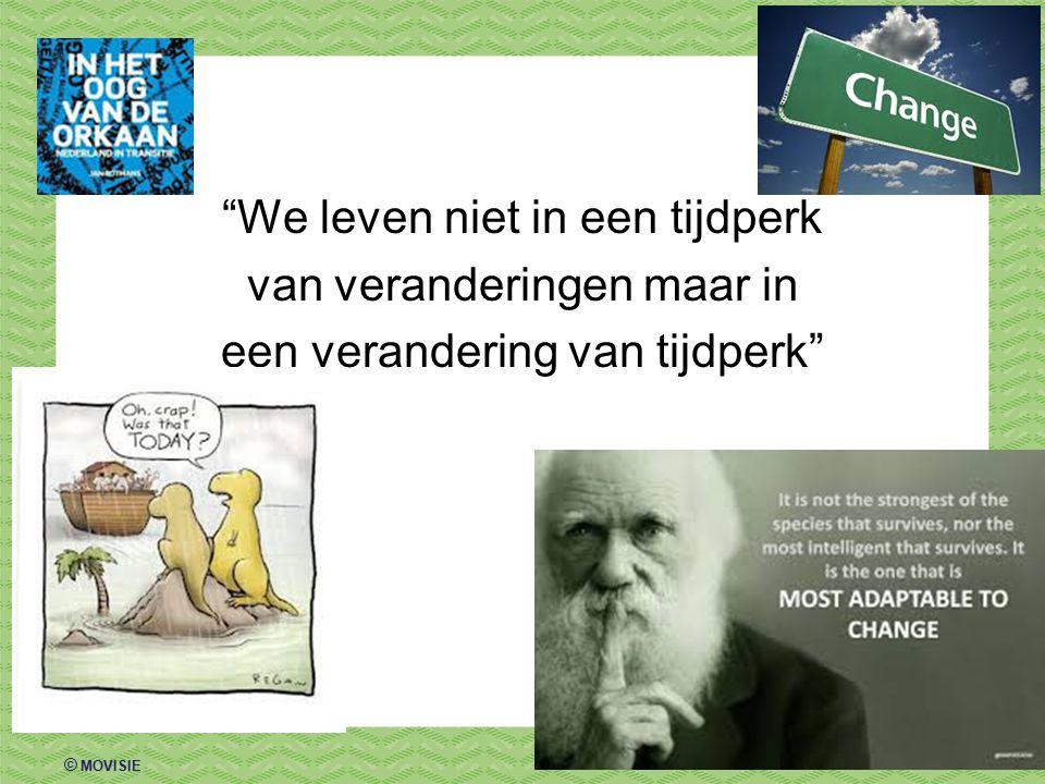 © MOVISIE Van Verzorgingsstaat naar Participatiesamenleving???