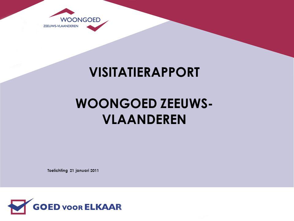 Samenvattend stelt de commissie dat Woongoed Zeeuws- Vlaanderen in het algemeen de juiste dingen doet en zich binnen haar mogelijkheden voldoende inzet om haar ambities, doelstellingen en opgaven te realiseren.