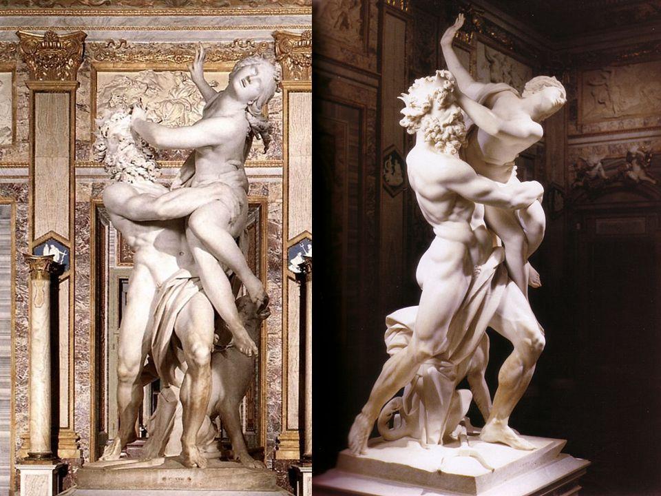 De ontvoering van Proserpina door Pluto